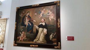 """Exposición """"El Rosario. El tesoro de la Aurora"""" @ Palacio de los Condes de Santa Ana"""