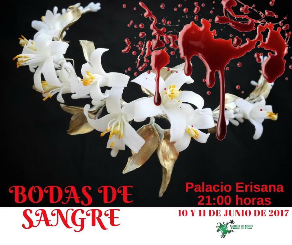 Bodas de Sangre @ Teatro Palacio Erisana