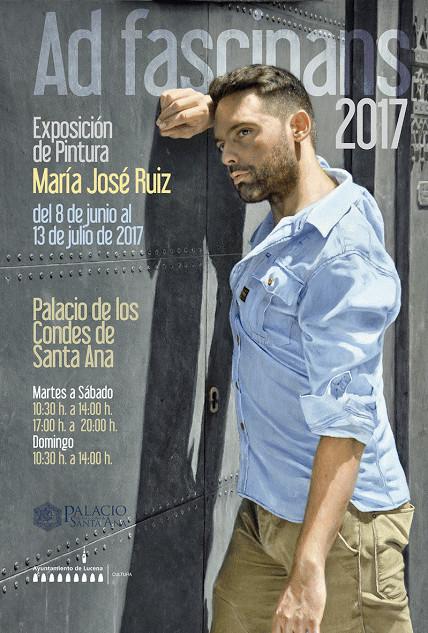 """Exposición de pintura """"Ad fascinans 2017"""" @ Palacio de Los Condes de Santa Ana"""