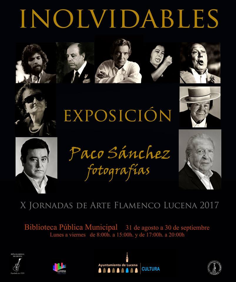 40 años de fotografía del Flamenco @ Biblioteca Pública Municipal