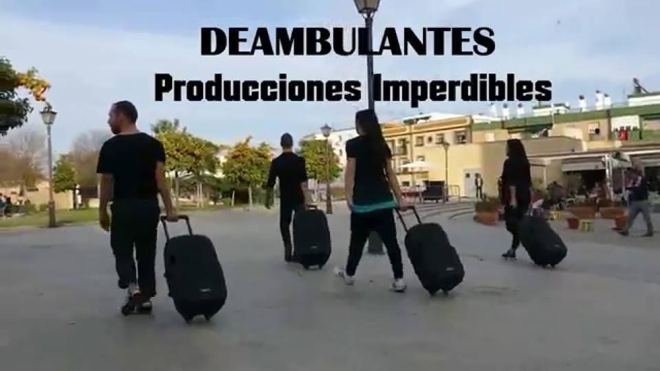 """XXSemanaTeatro """"Deambulantes"""" @ Plaza Nueva"""