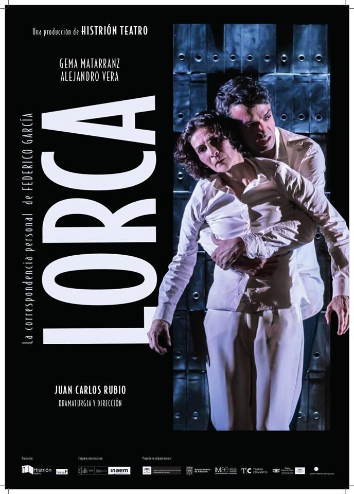 """XXSemanaTeatro """"Lorca. La correspondencia personal"""" @ Auditorio Municipal"""