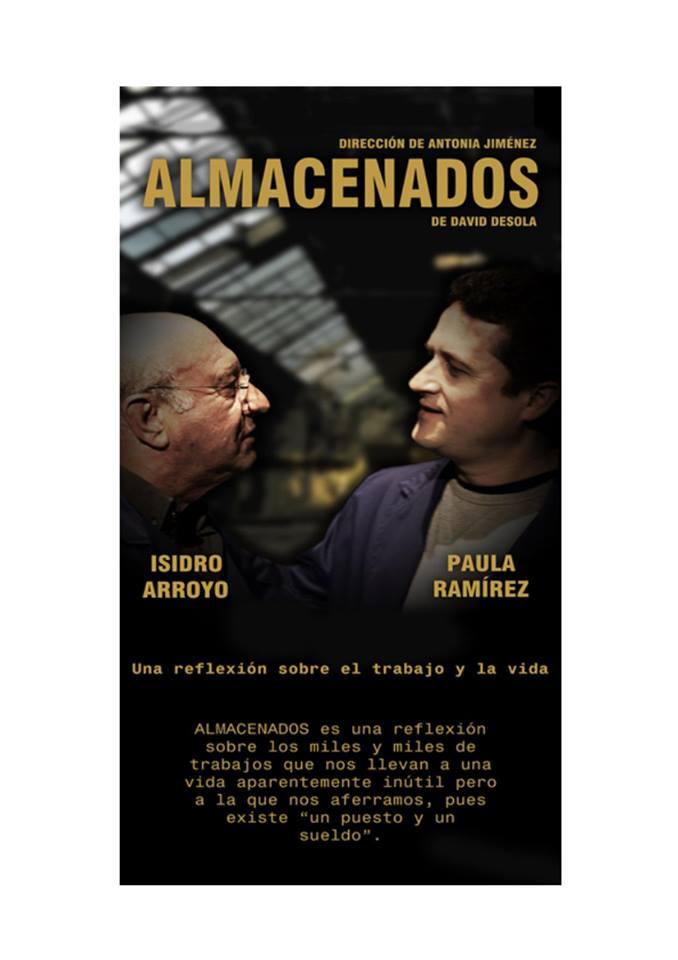 "XXSemanaTeatro ""Almacenados"" @ Palacio Erisana"