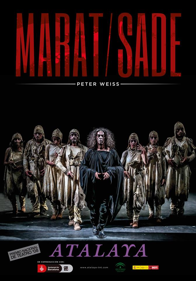 "XXSemanaTeatro ""Marat/Sade"" @ Auditorio Municipal"