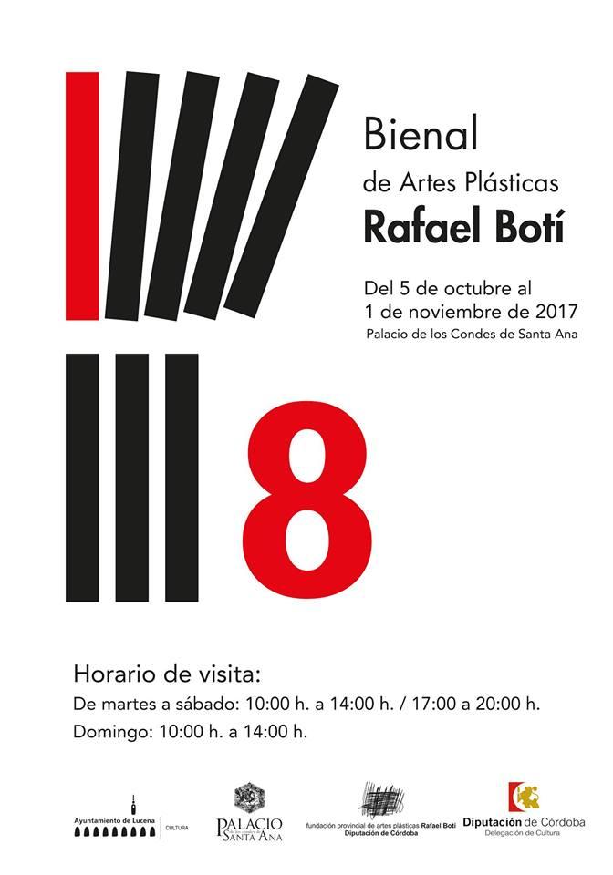 VIII Bienal de Artes Plásticas @ Palacio de los Condes de Santa Ana