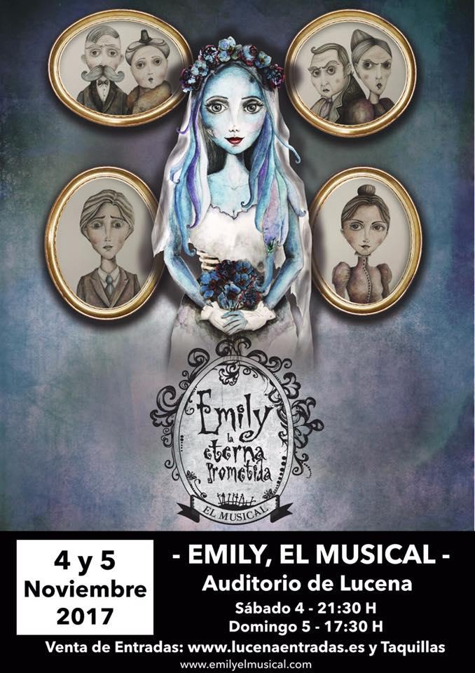 Emily. El Musical @ Auditorio Municipal
