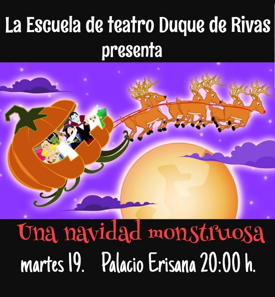 Una navidad monstruosa @ Palacio Erisana