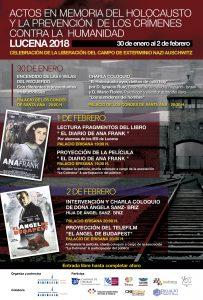 """Coloquio """"El Holocausto ayer, delitos de odio hoy"""" @ Palacio de los Condes de Santa Ana"""