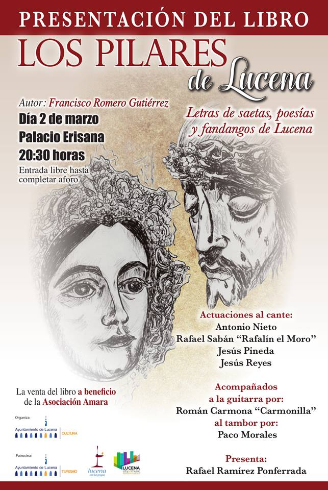 """Los pilares de Lucena"" Francisco Romero Gutiérrez @ Palacio Erisana"