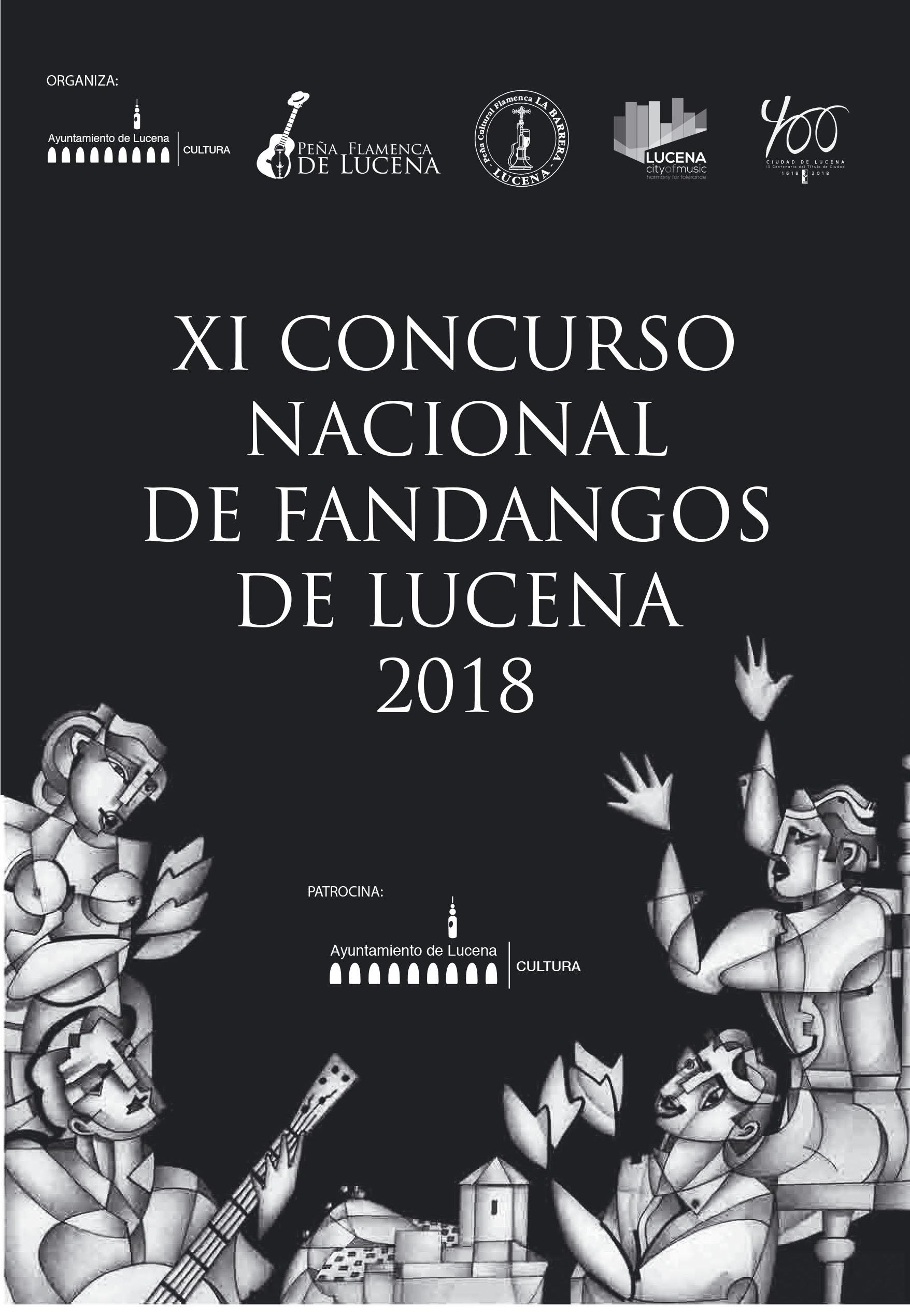 """CONCURSO LITERARIO SOBRE LETRAS DE FANDANGOS DE LUCENA PREMIO """"ANTONIO RIVAS"""" @ Biblioteca Pública Municipal"""