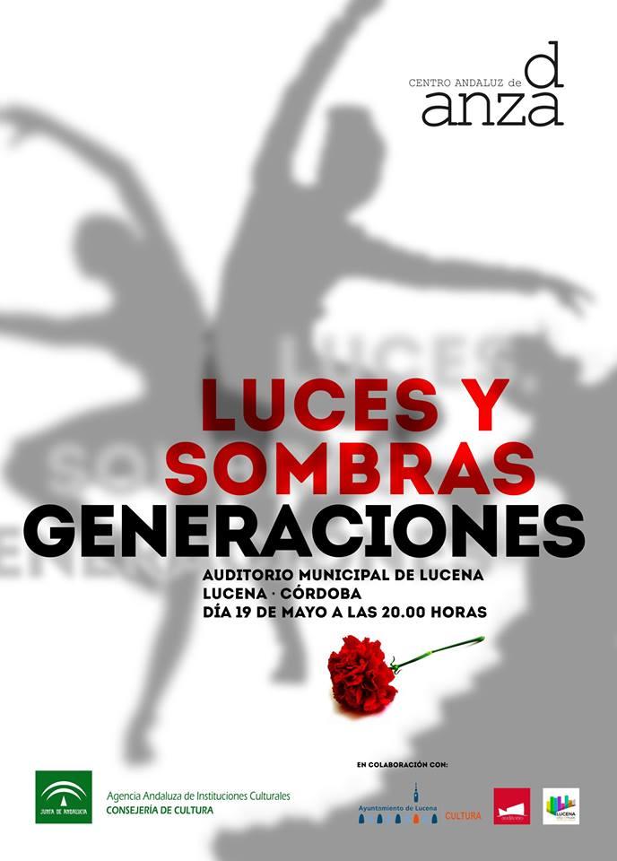 LUCES Y SOMBRAS / GENERACIONES @ Auditorio Municipal