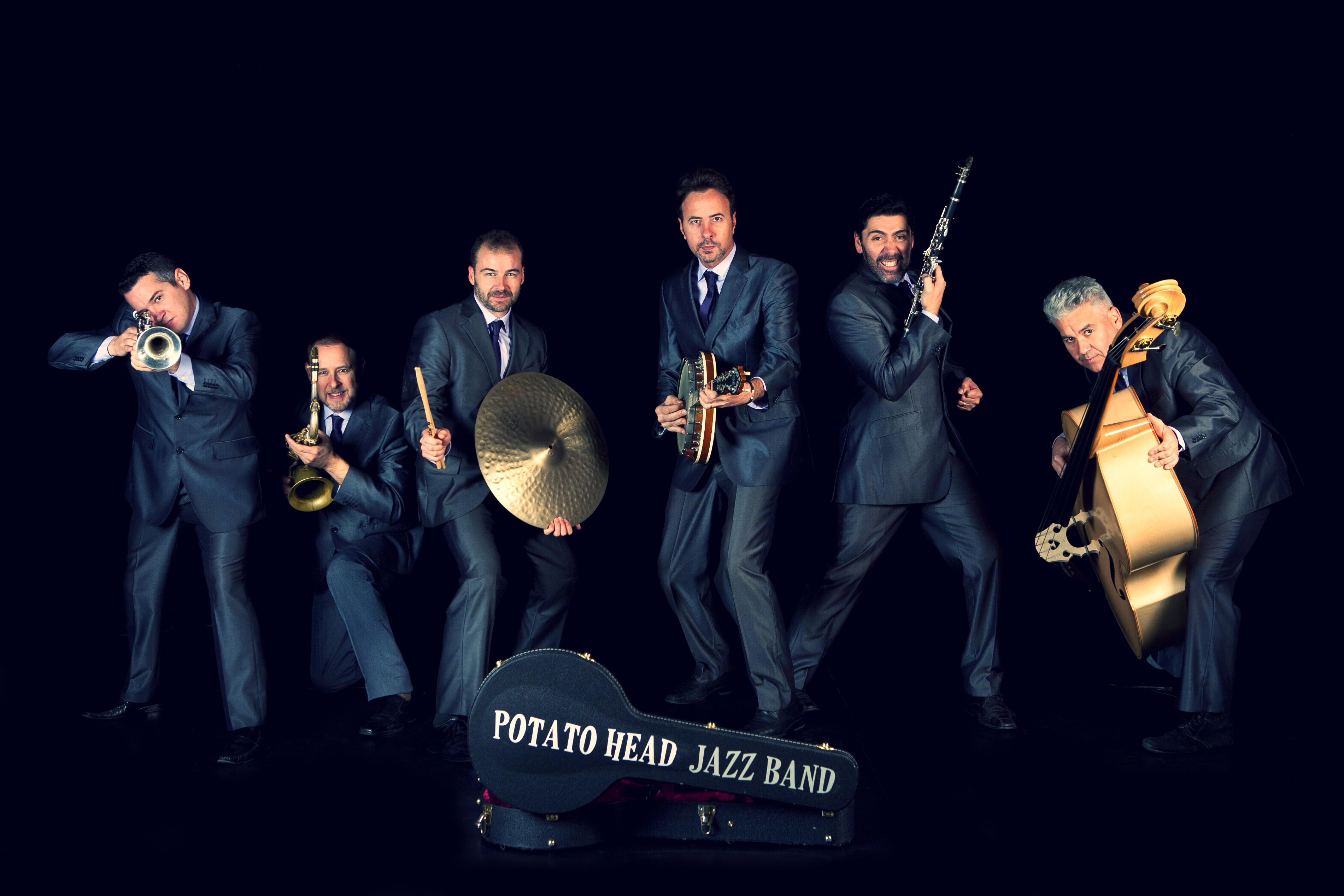 Potato Head Jazz Band - Tapijazz2018 @ Plaza Nueva