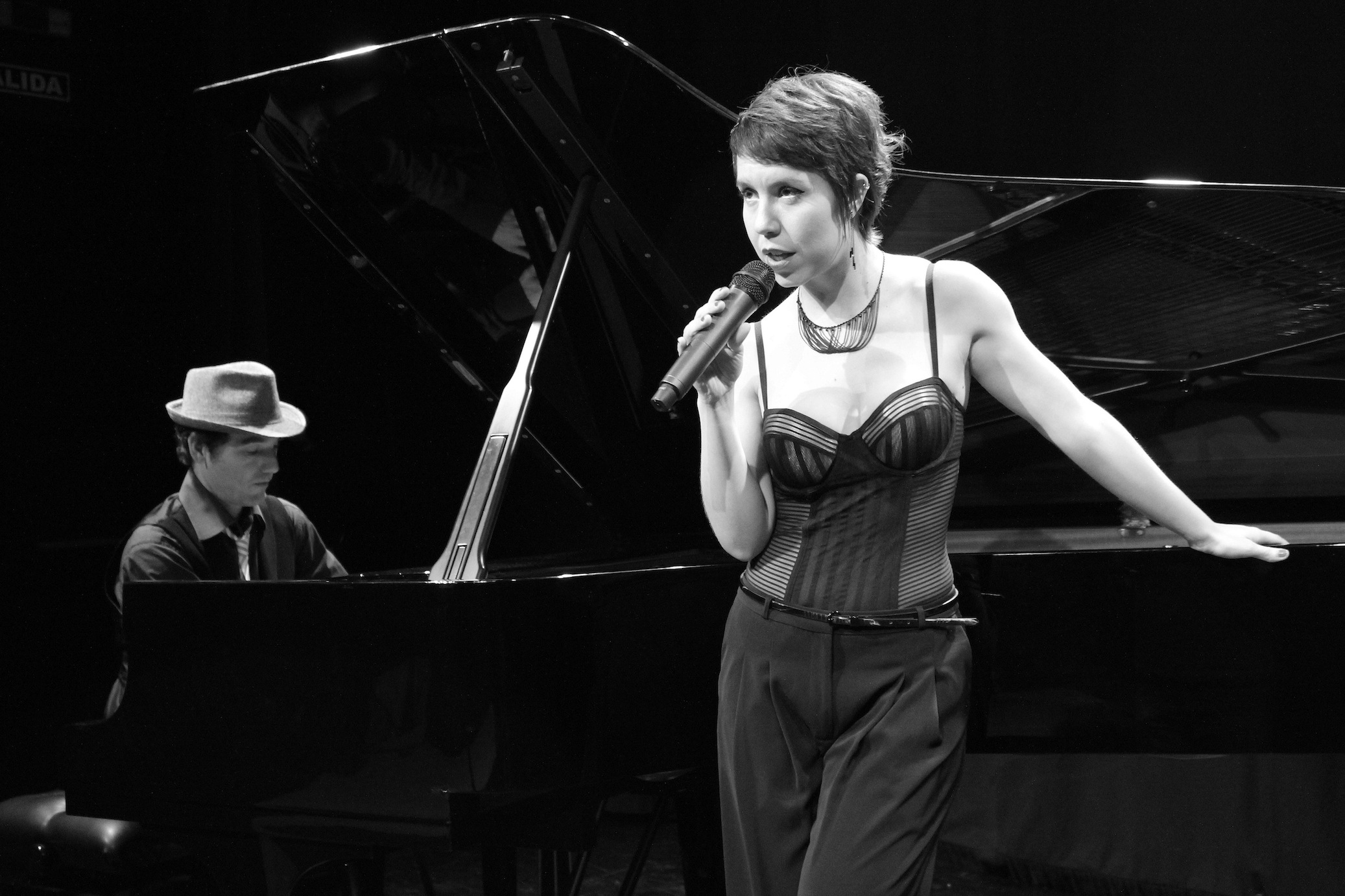 Cabaret Jazz: Sinkin´ Duo - Tapijazz2018 @ Palacio Erisana (se traslada por lluvia al Palacio Erisana)