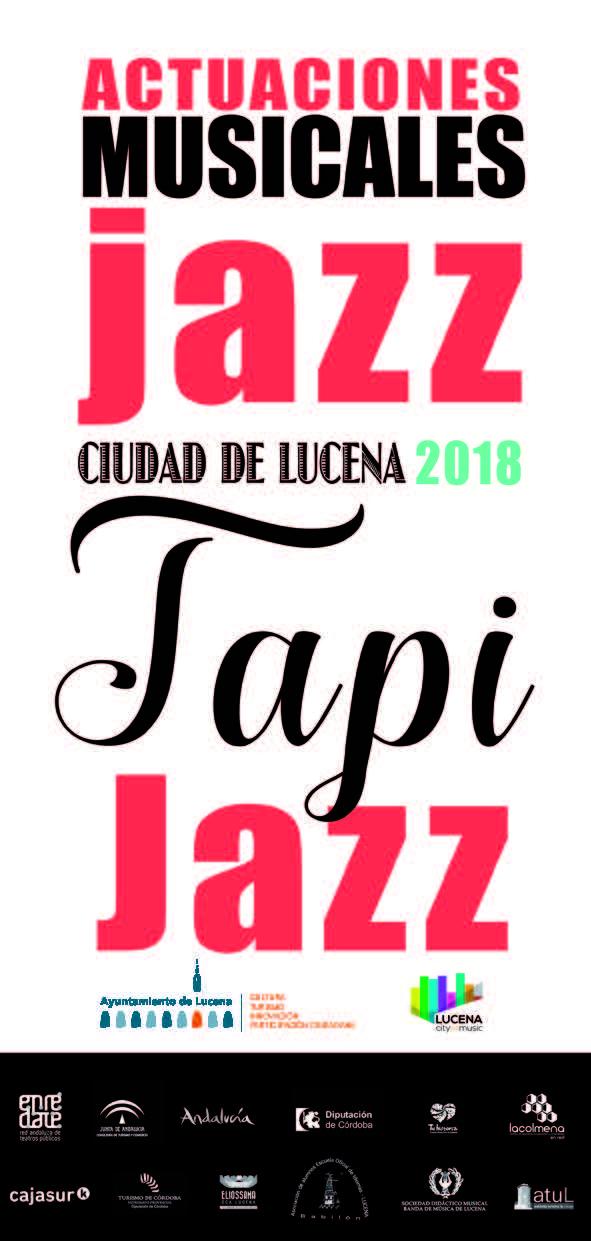 Tapijazz 2018 @ varios espacios