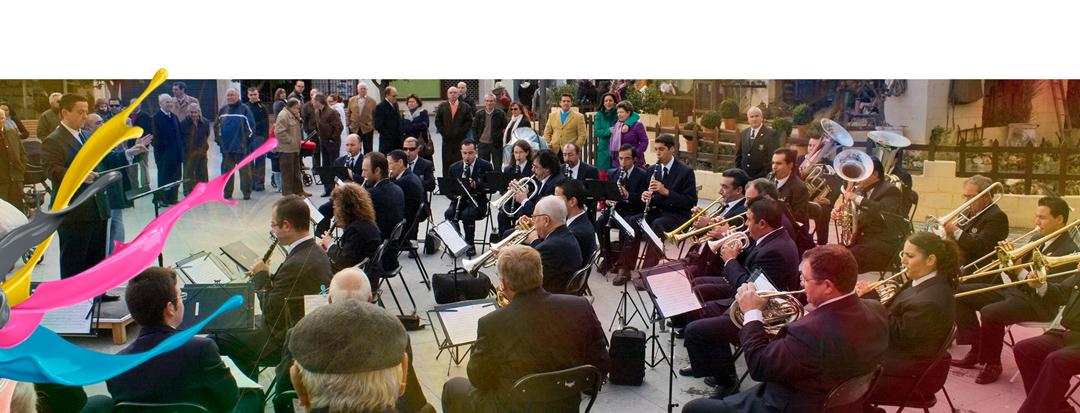 Banda de Música de Lucena - Tapijazz2018 @ varios espacios (Centro Lucena)