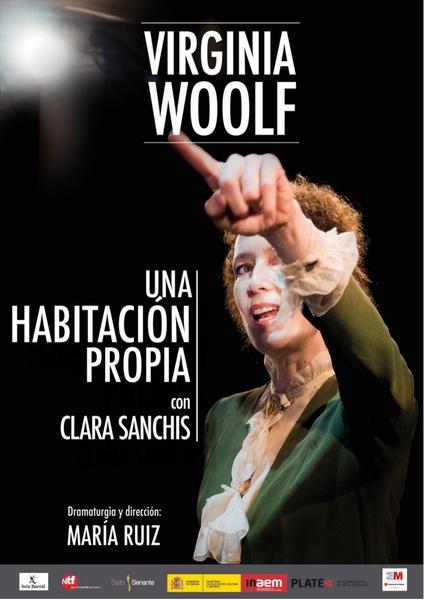 UNA HABITACIÓN PROPIA, de Virginia Woolf @ Auditorio Municipal | Lucena | Andalucía | España