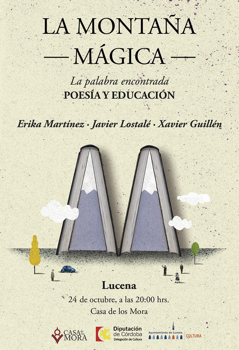 """""""La Montaña mágica"""" encuentros literarios @ Casa de los Mora"""