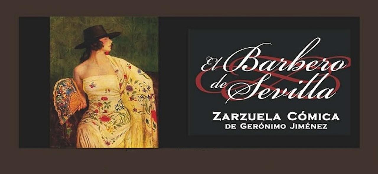 "Zarzuela ""El barbero de Sevilla"" @ Auditorio Municipal"