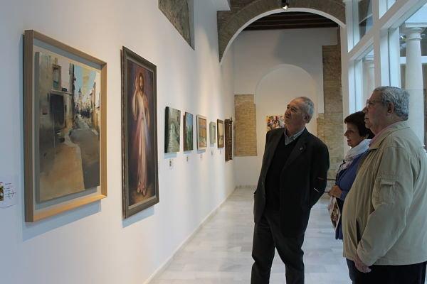 PINTORES LUCENTINOS CON AMARA @ Casa de los Mora