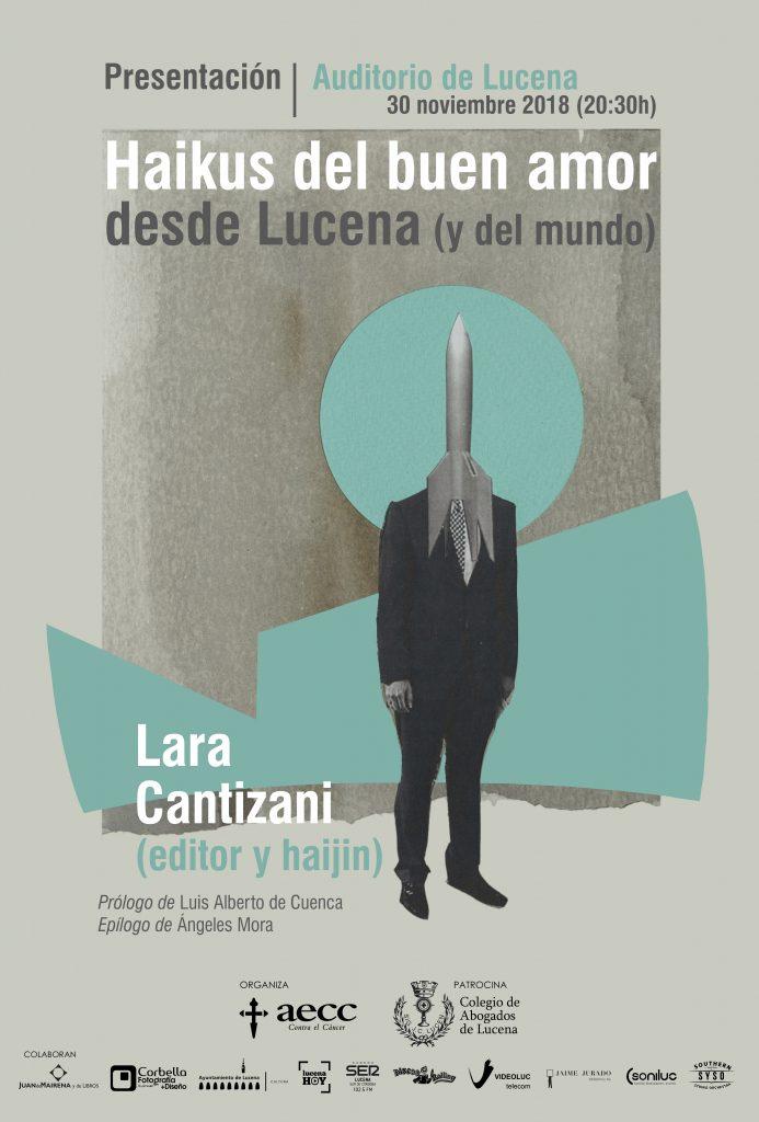 """Presentación del libro """"Haikus del buen amor"""" @ Auditorio Municipal"""