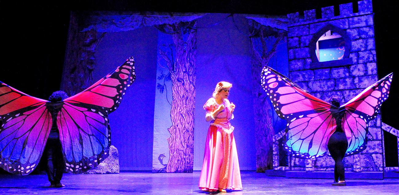"Musical infantil y familiar ""La princesa Rapunzel y la flor encantada"" @ Auditorio Municipal"