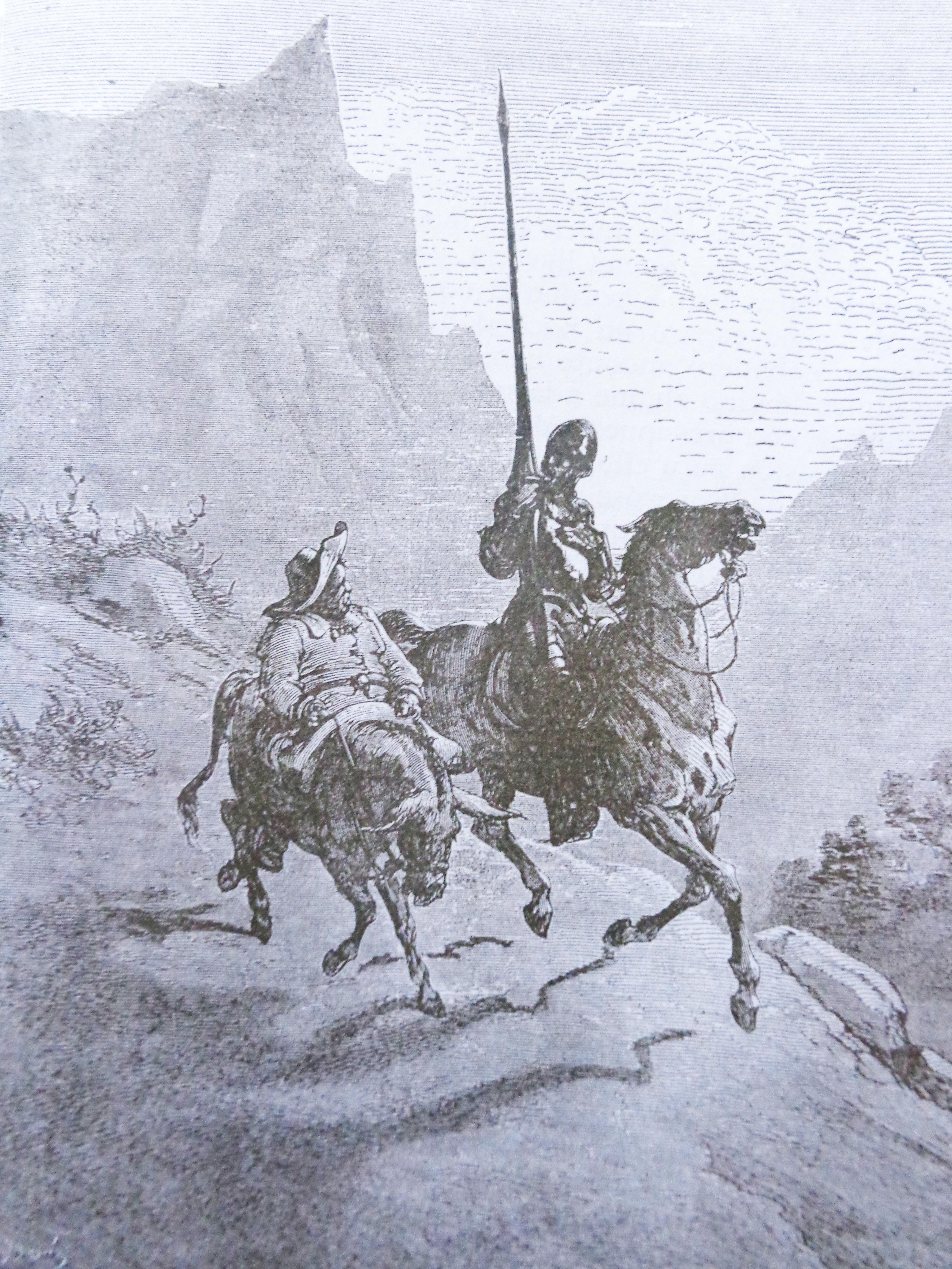 """""""Cervantes y los mundos de El Quijote"""" @ Casa de los Mora"""