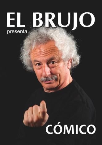 "Rafael Álvarez ""El brujo"" - Cómico @ Auditorio Municipal"