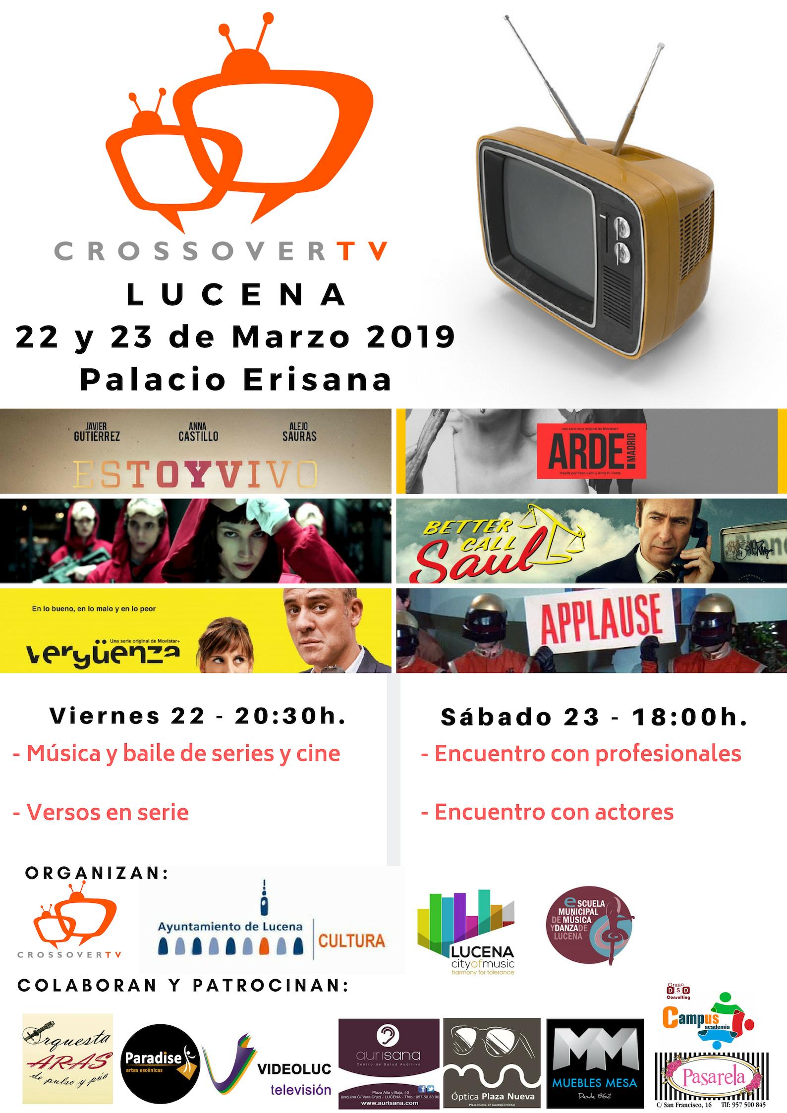 Crossover TV @ Palacio Erisana