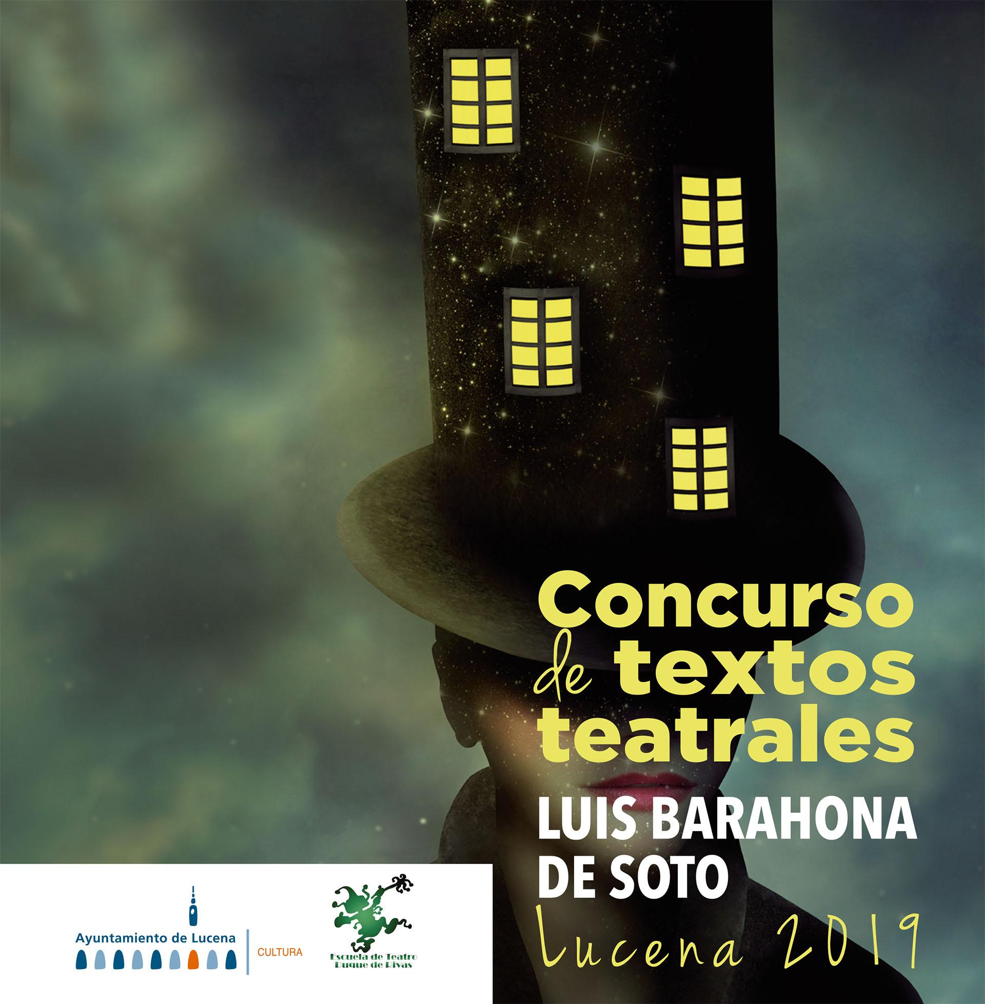 """Concursos de textos teatrales de Teatro Corto """"Barahona de Soto"""" y de Teatro Infantil """"Morales Martínez"""" @ Delegación de Cultura"""