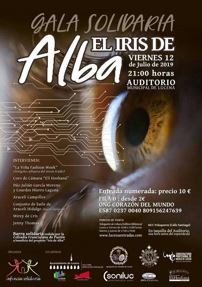 El Iris de Alba @ Auditorio Municipal