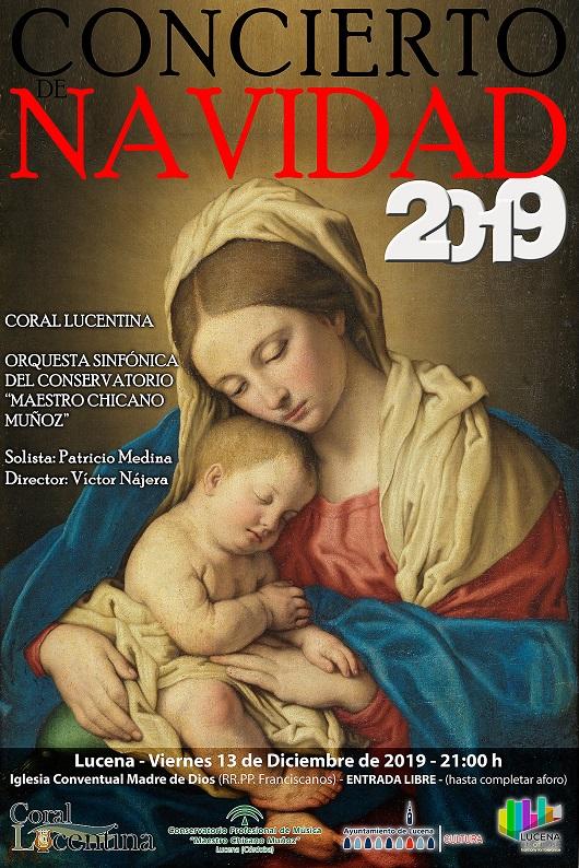 Magno Concierto de Navidad @ Iglesia de los Reverendos Padres Franciscanos