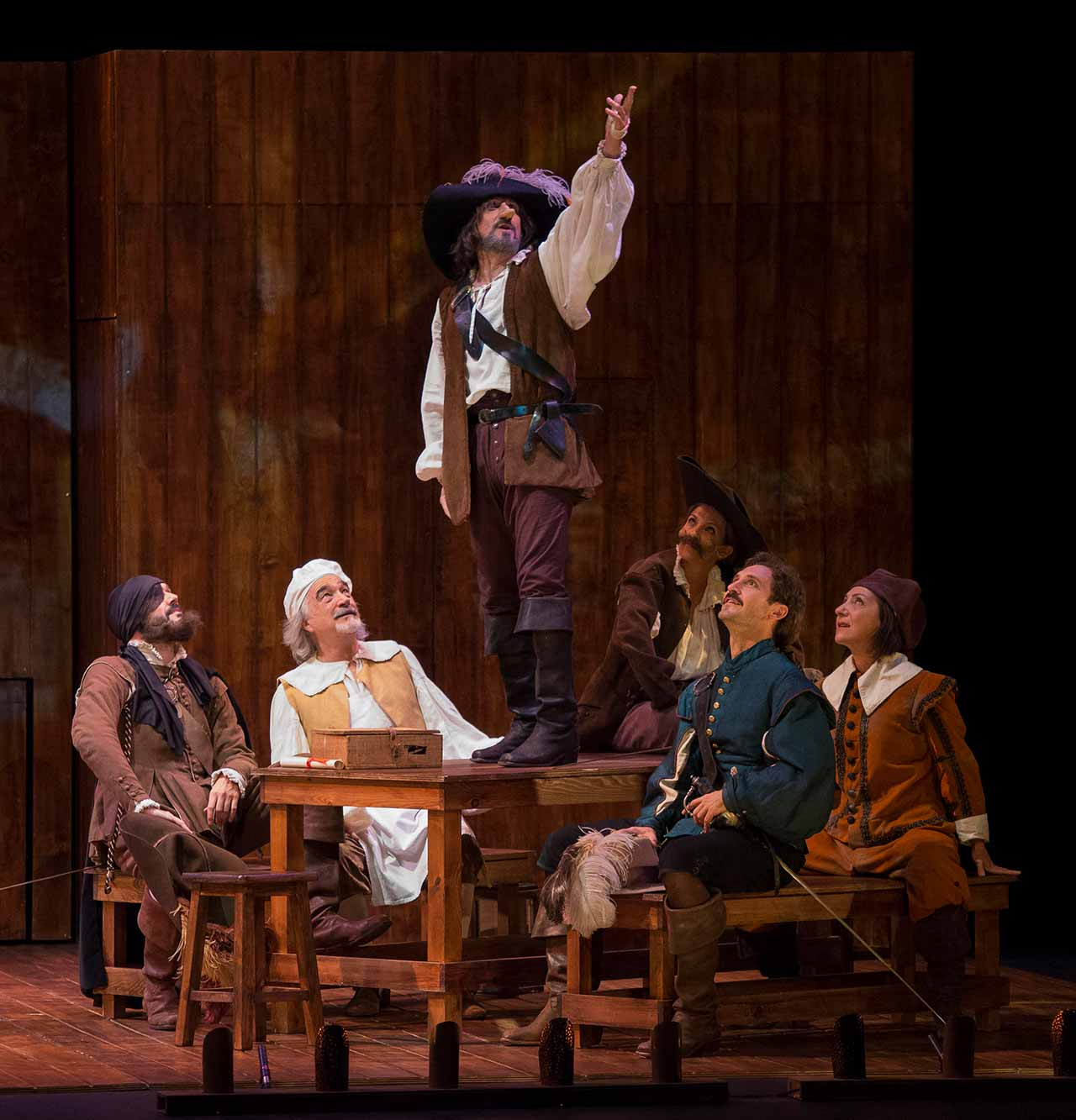 Cyrano de Bergerac @ Auditorio Municipal