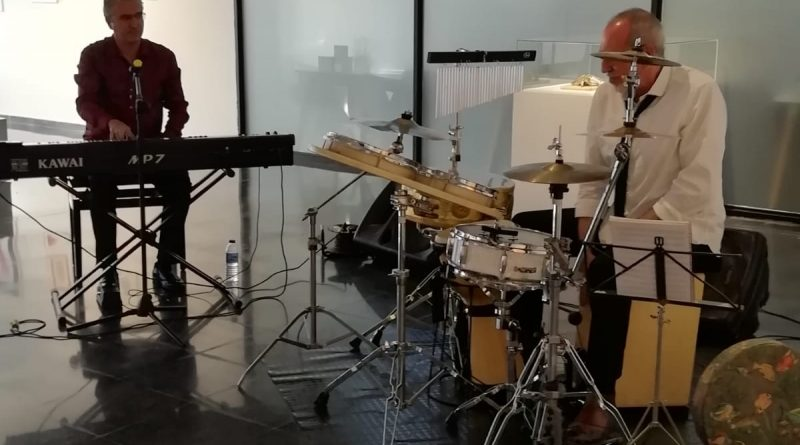 Concierto P&P (Piano y Percusión) @ Pérgola Paseo Rojas