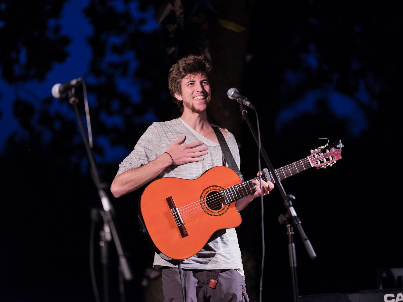 Peter Slow en concierto: Más allá de las palabras @ casa de los Mora