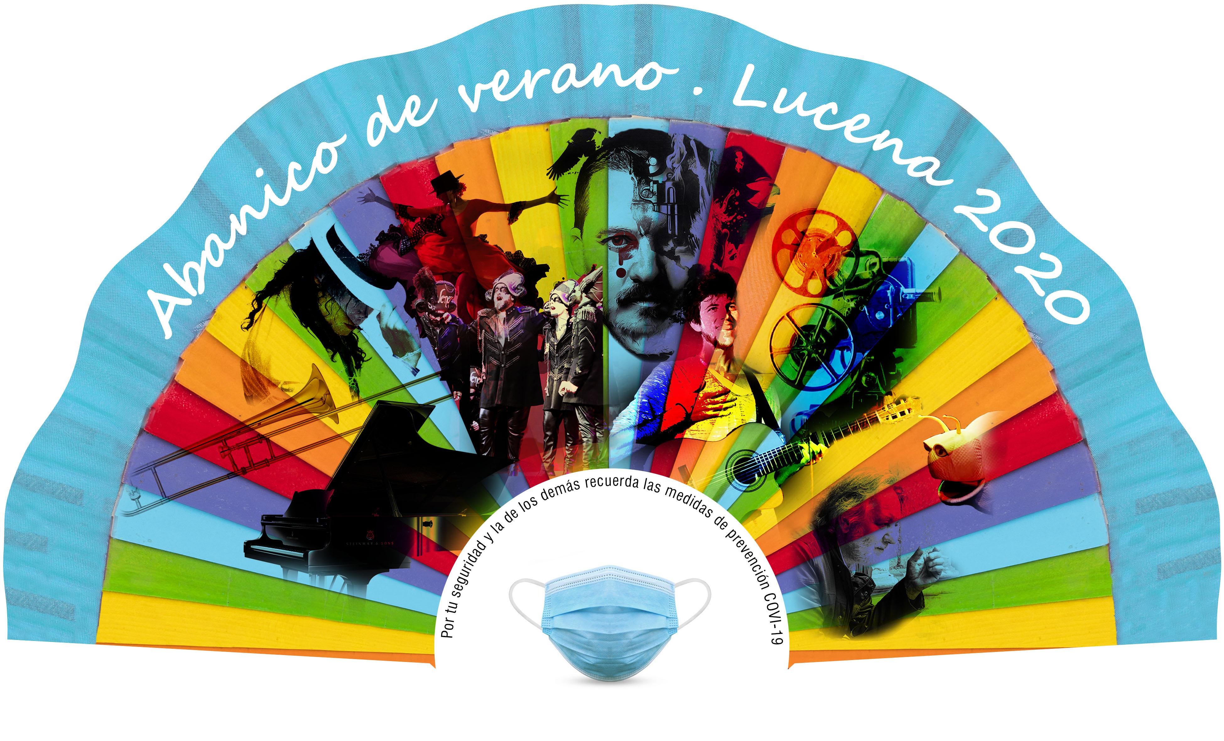 Abanico de verano - Lucena 2020 @ varios espacios