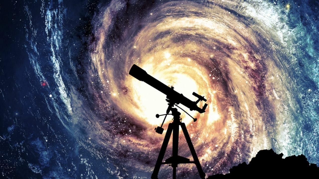 Encuentro de Astronomía. Cúpula 2020. Andrómeda @ Auditorio Municipal