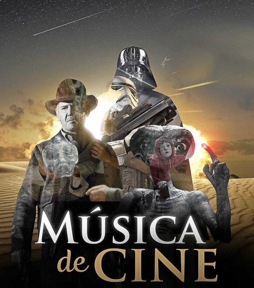 Concierto de música de cine @ Plaza Archidona