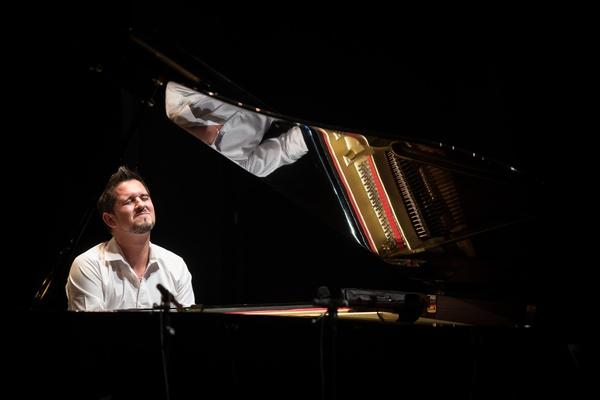 """Antonio Sánchez Trío, """"FLAMENCO Y PIANO"""" @ Casa de los Mora"""