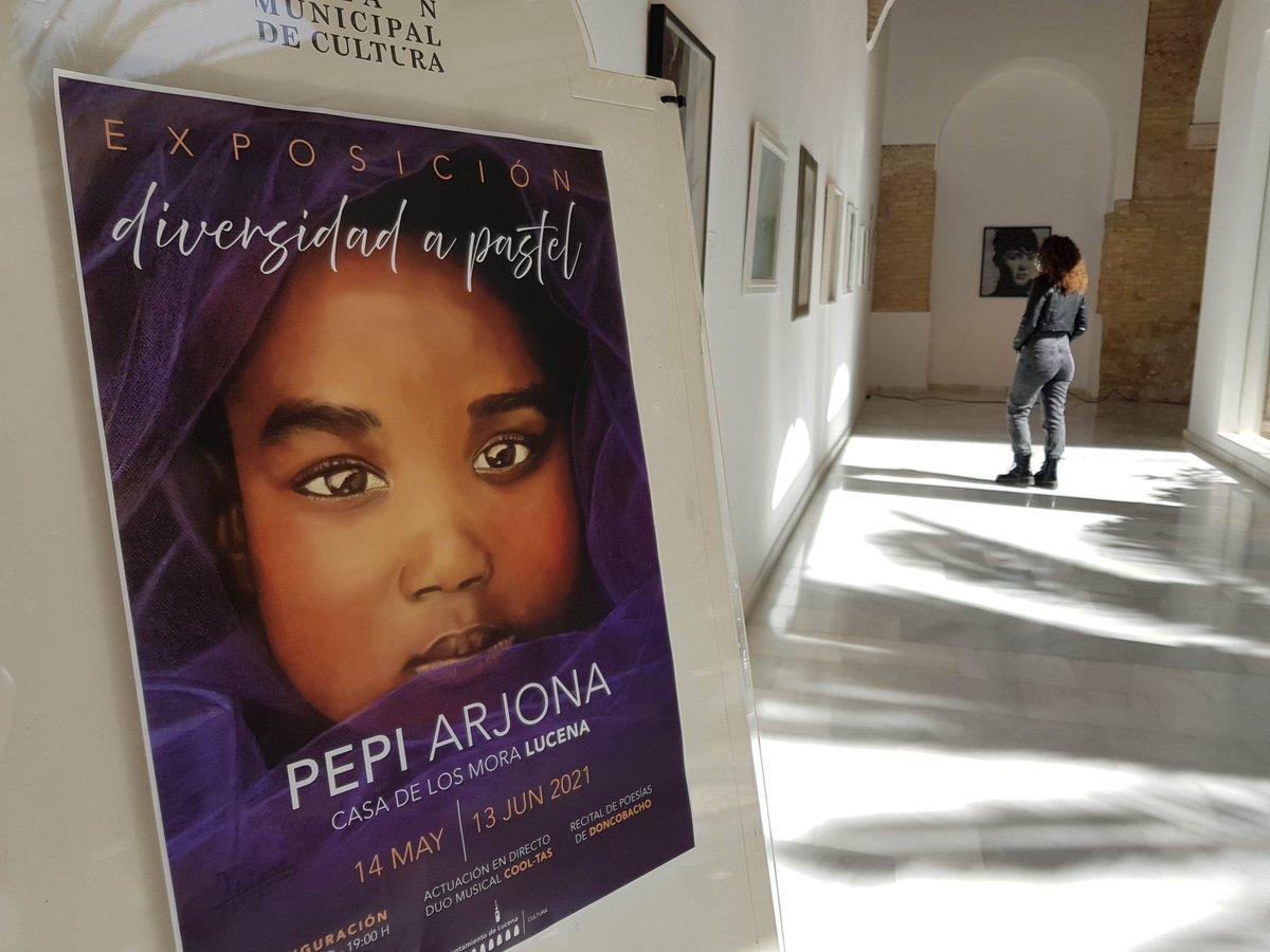 Diversidad a pastel de Pepi Arjona @ casa de los Mora