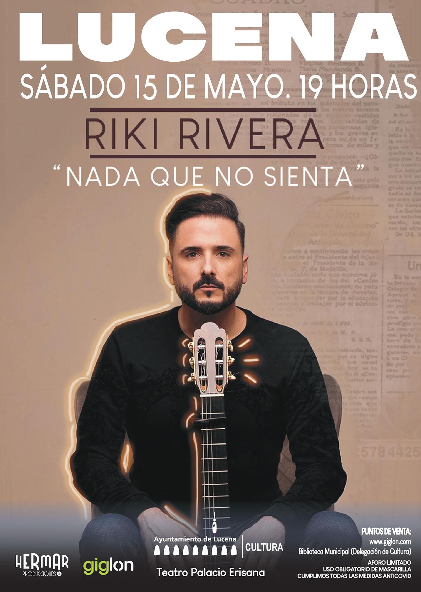 Riki Rivera @ Palacio Erisana