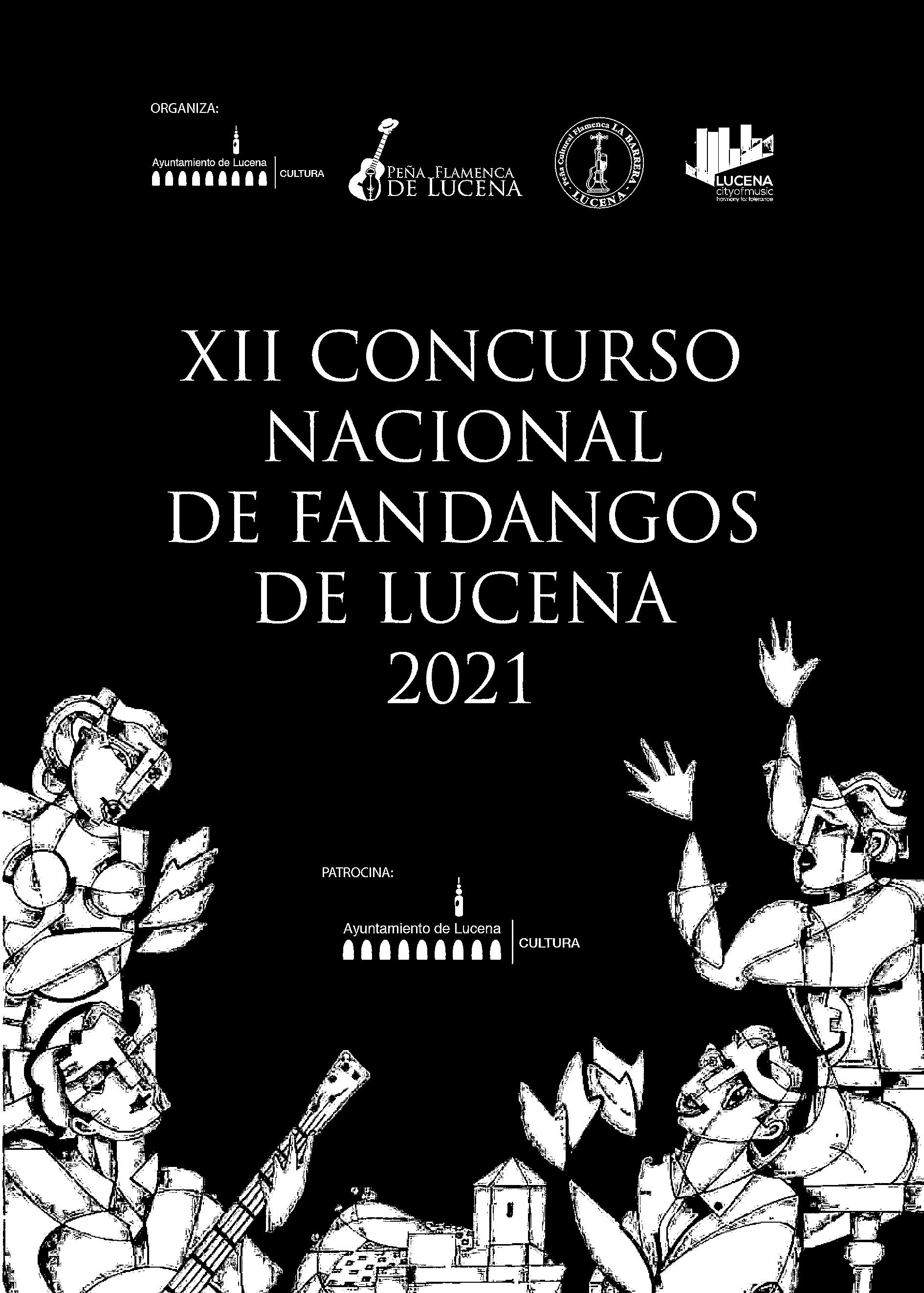 Fandangos de Lucena XII Concurso Nacional @ Casa de los Mora