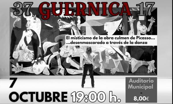 37GUERNICA17 Compañía de Danza de Fernando Hurtado @ Auditorio Municipal de Lucena