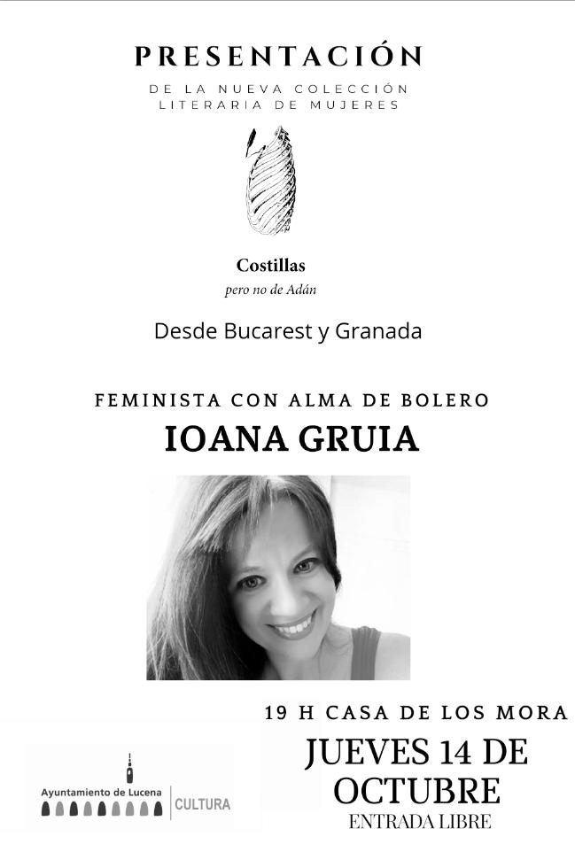 COLECCIÓN LITERARIA: «COSTILLAS, PERO NO DE ADÁN » @ Casa de los Mora
